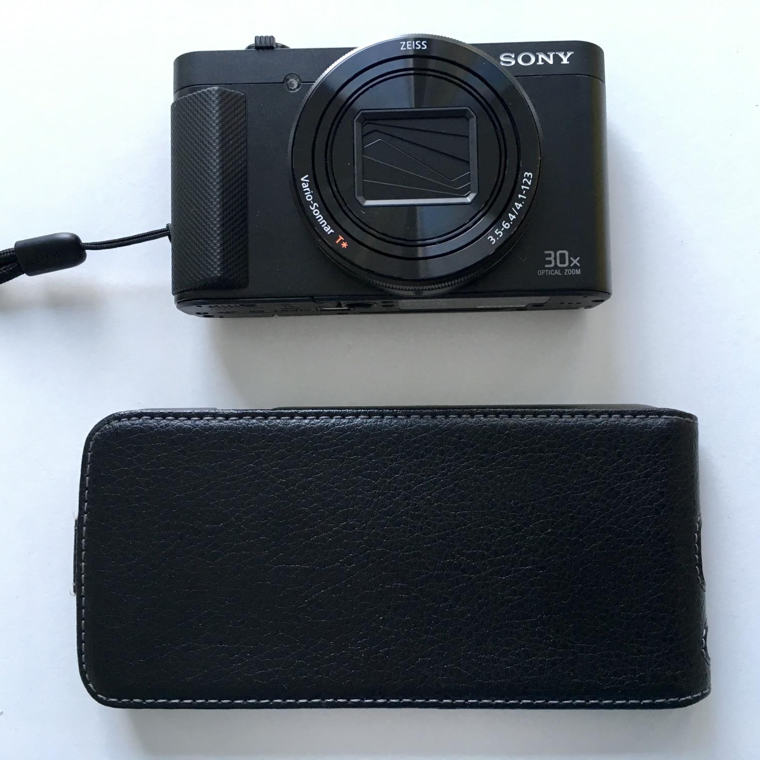 Sony DSC-HX90 vs iPhone 6s