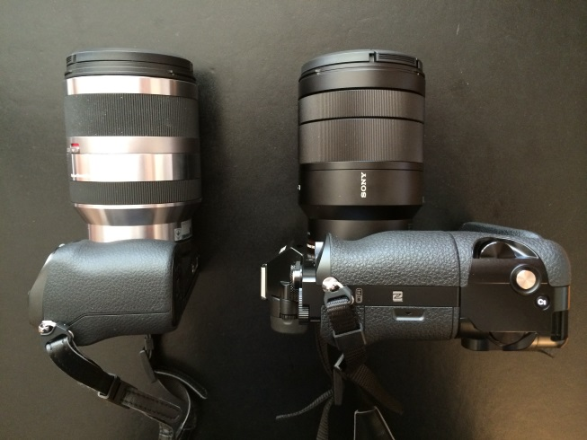 Sony NEX-7 & Alpha 7R