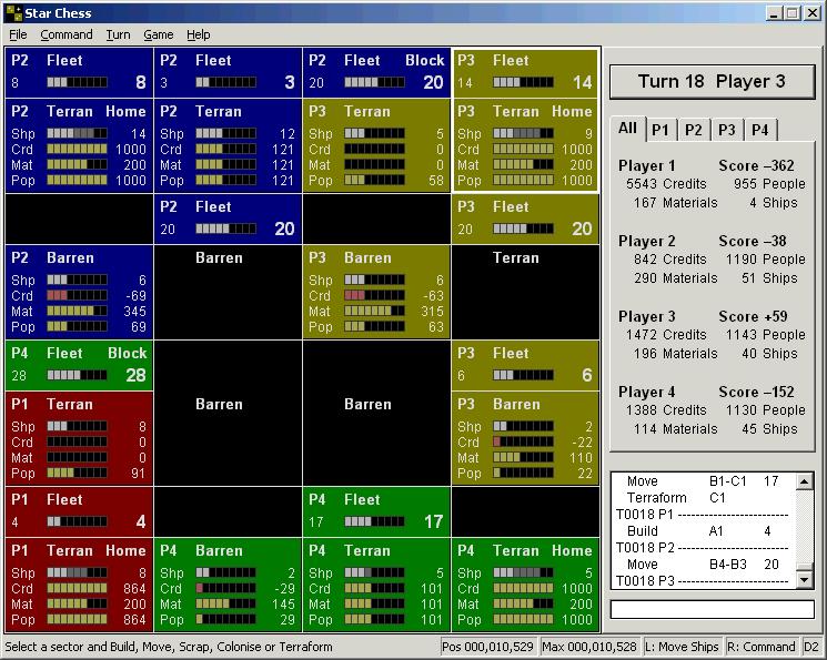 Star Chess 2001