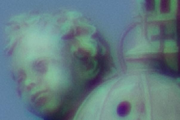 Polaroid Detail